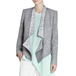 BCBG Candace Jacket Grey size XS